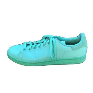 Adidas Mens Sz 11 Green Stan Smith Sneakers Shoes